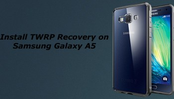 How to Install TWRP Recovery On Samsung Galaxy A8