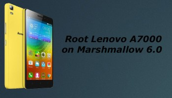 Download and Install Stock ROM for Lenovo A7000