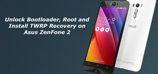 How To Install Twrp Recovery And Root Asus Zenfone Go