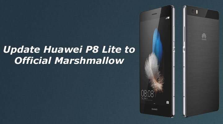 Huawei P8 Lite Receives Marshmallow Update in Middle East and Africa