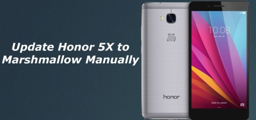 Update Honor 5X to Marshmallow