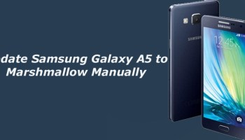 How to Update Samsung Galaxy Tab S to Marshmallow Manually