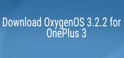 OxygenOS 3.2.2 for OnePlus 3