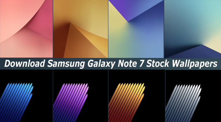 Samsung Galaxy S6 Hd Wallpaper Stock Images Download: Download Samsung Galaxy Note 7 Stock Wallpapers In Quad HD
