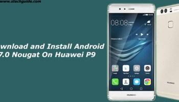 Huawei P10 Lite Software Install Failed
