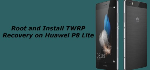 Root and Install TWRP Recovery on Huawei P8 Lite