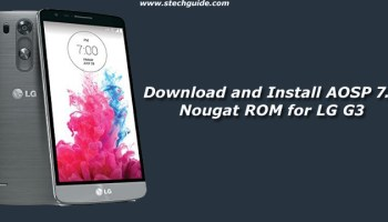 Download and Install AOSP 7 0 Nougat ROM for Asus Transformer