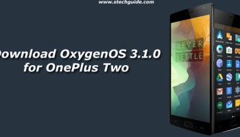 Download Official Oxygen OS 3 0 2 for OnePlus 2 (Marshmallow)