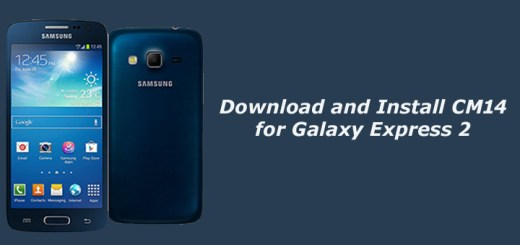 Download and Install Unofficial CM14 for Galaxy Express 2