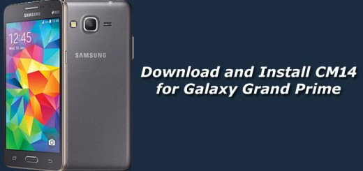 Download and Install Unofficial CM14 for Galaxy Grand Prime
