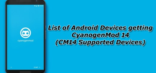 List of Android Devices getting CyanogenMod 14 (CM14 Supported Devices)