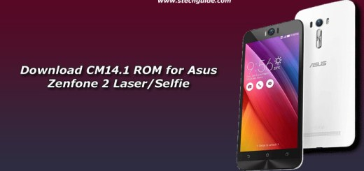 Download CM14.1 ROM for Asus Zenfone 2
