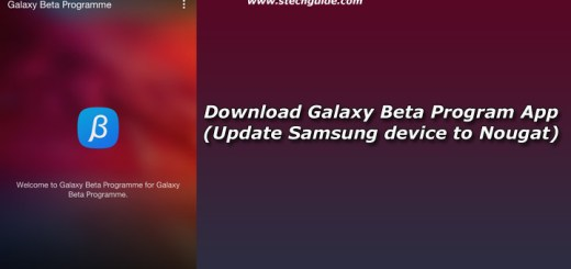 Download Galaxy Beta Program App