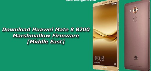 Download Huawei Mate 8 B200 Marshmallow Firmware [Middle East]