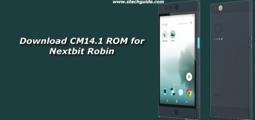 Download and Install CM14.1 ROM for Nextbit Robin