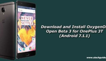 Download OxygenOS Open Beta 14 for OnePlus 3 and Open Beta 5