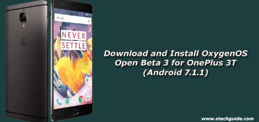 OxygenOS Open Beta 3 for OnePlus 3T