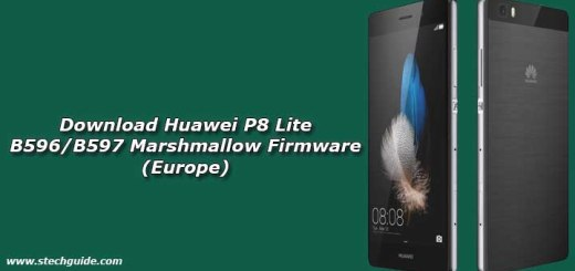 Download Huawei P8 Lite B596/B597 Marshmallow Firmware