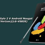 Download LG Stylo 2 V Android Nougat Firmware (Verizon)(LG-VS835)