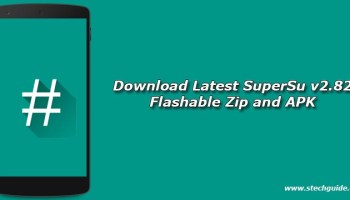 Download SuperSu zip Latest Version (Flashable zip + apk)