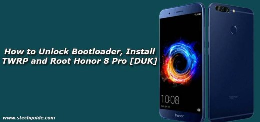 How to Unlock Bootloader, Install TWRP and Root Honor 8 Pro [DUK]