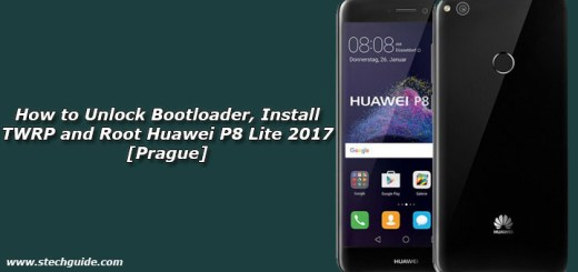 How to Unlock Bootloader, Install TWRP and Root Huawei P8 Lite 2017 [Prague]