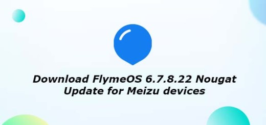 Download FlymeOS 6.7.8.22 Nougat Update for Meizu devices