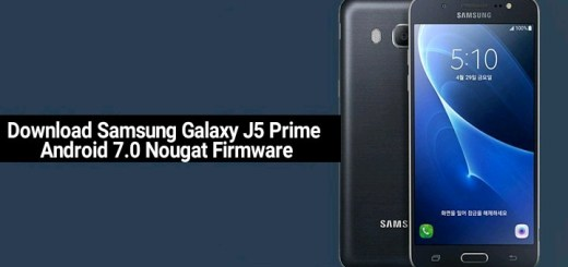 Download Samsung Galaxy J5 Prime Android 7.0 Nougat Firmware