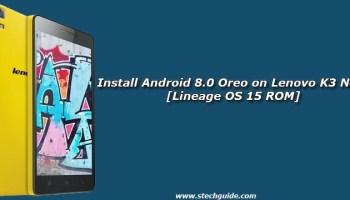 How to Install Android 8 0 Oreo on Lenovo P2 [AOSP 8 0 ROM]