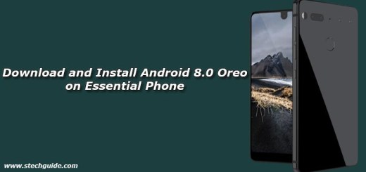 Download and Install Android 8.0 Oreo on Essential Phone