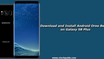 Download Galaxy S8+ Stock Oreo Flashable ROM for Exynos variant