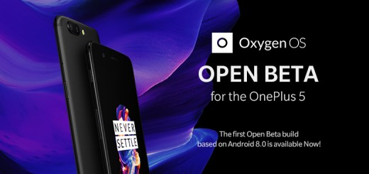 Download Android 8.0 Oreo Based OxygenOS Open Beta 1 for OnePlus 5