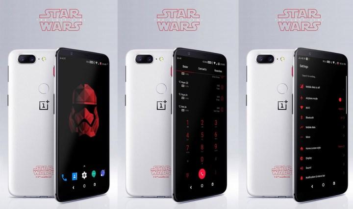 OnePlus 5T Star Wars Theme