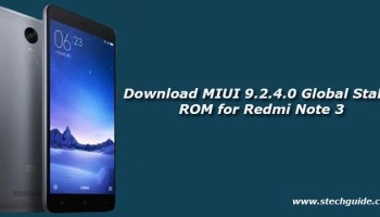 Download MIUI 9 2 4 0 Global Stable ROM for Redmi Note 5 Pro