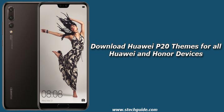 Latest Hwt theme for Huawei