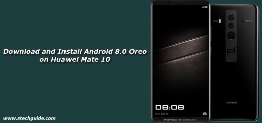 Download and Install Android 8.0 Oreo on Huawei Mate 10