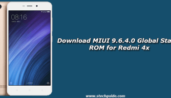 Download MIUI 9 5 10 0 Global Stable ROM for Redmi 4x