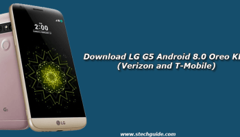 Download and Install Android 8 0 Oreo on LG V30 (T-Mobile)
