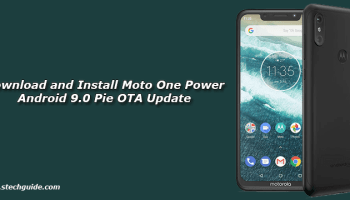 Download and Install Moto G6 Android 9 0 Pie OTA Update