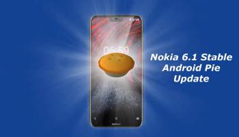 How to Install Nokia 6 1 and Nokia 6 1 Plus Android Pie Update