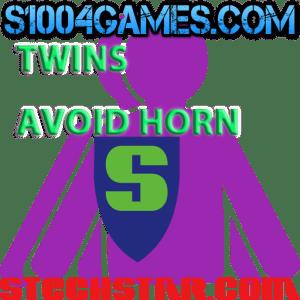 Twins avoid horn 004 (3)