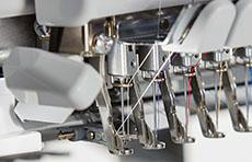 Cortador de hilo automático
