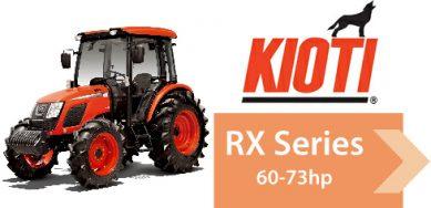 Kioti RX Series Tractor icon