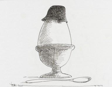 Theo Gootjes, Zonder titel, 2003, collectie Atlas van Stolk, Rotterdam