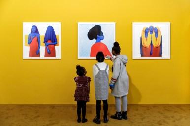Stedelijk Museum Schiedam tentoonstelling Modest Fashion. Fotografie: Aad Hoogendoorn