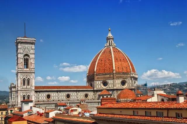 Florence - Basilica di Santa Maria del Fiore