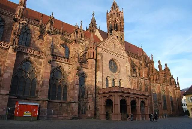 Freiburg Munster
