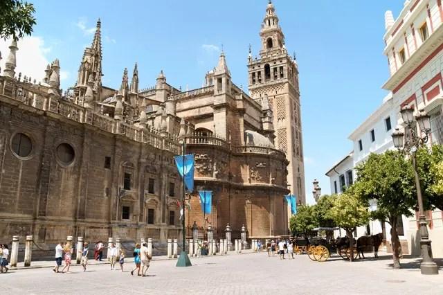 Sevilla - Catedral de Santa Maria de la Sede