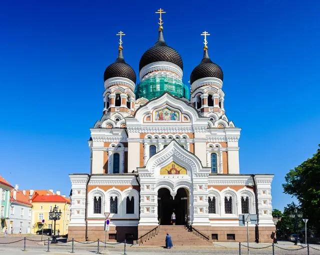 Tallinn - Alexander Nevsky