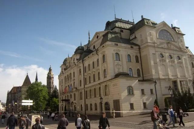 Košice building
